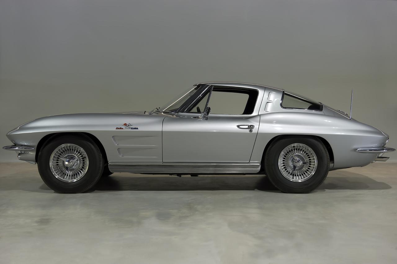 1963 Corvette Split Window Z06 Goodfriend Motors