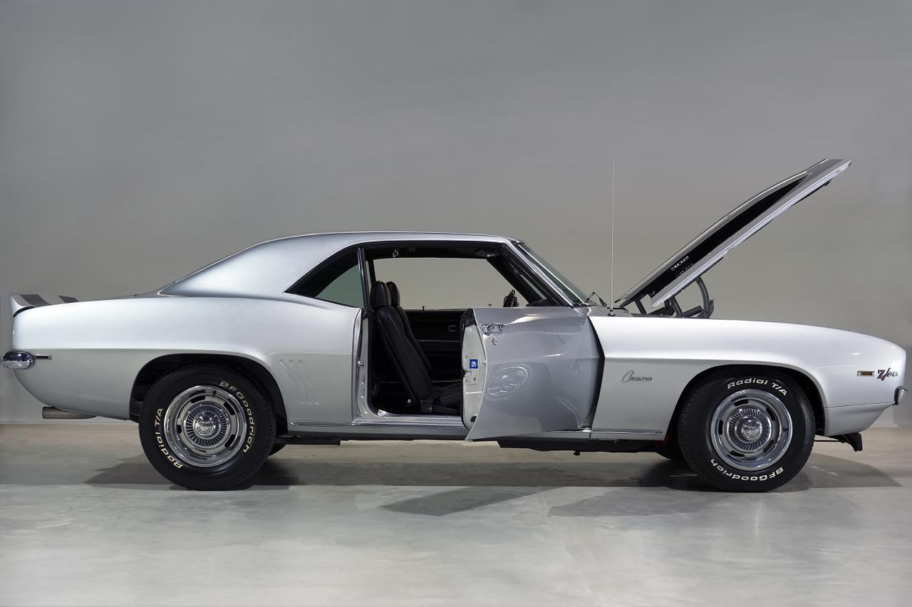 1969 Z28 Camaro Dz 302 Goodfriend Motors