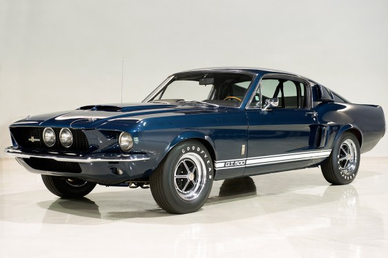 1967 Shelby Mustang – GT500