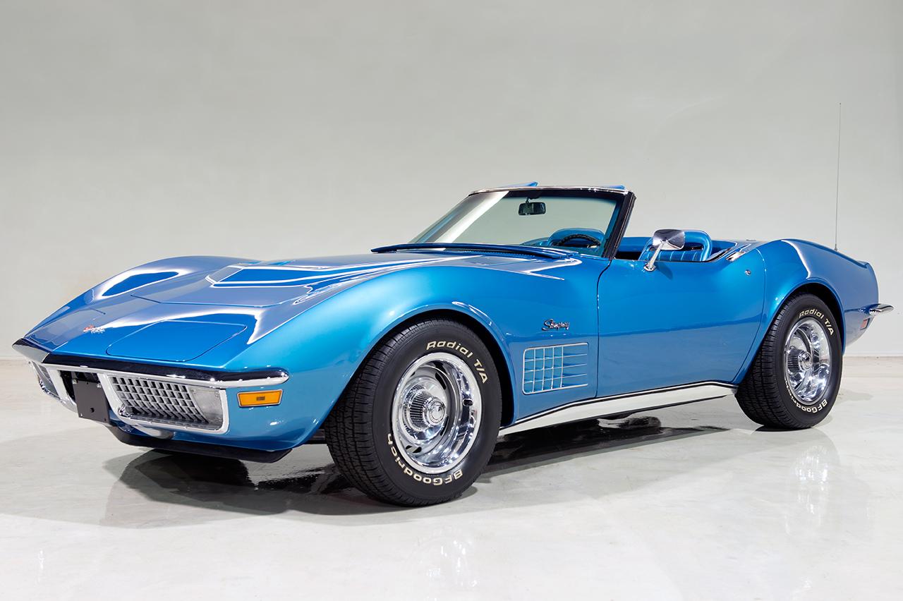 1970 corvette convertible lt1 goodfriend motors. Black Bedroom Furniture Sets. Home Design Ideas